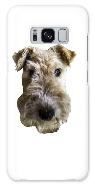 Tipper The Fox Terrier Galaxy Case