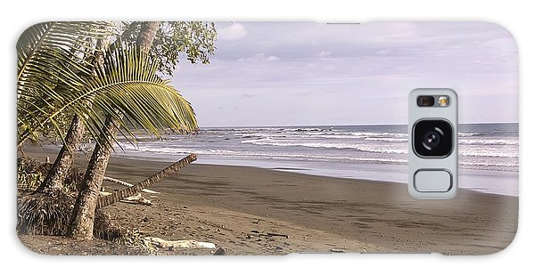 Tiskita Pacific Ocean Beach Galaxy Case
