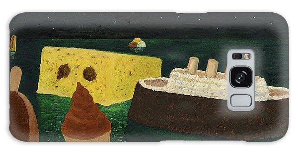 Titanic's Birthday Galaxy Case
