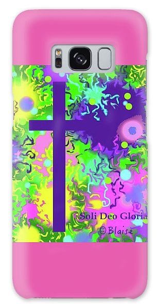To God Be The Glory Galaxy Case
