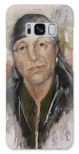 To Honor John Trudell Galaxy Case