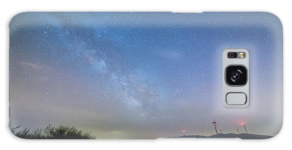 Galaxy Case featuring the photograph To The Left by Bruno Rosa