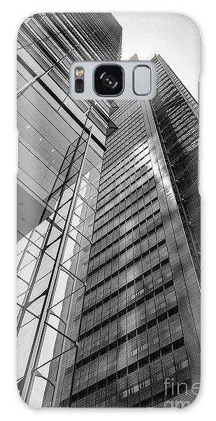 To The Top   -27870-bw Galaxy Case by John Bald