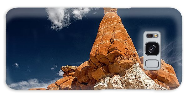 Toadstool Hoodoos 3 Galaxy Case