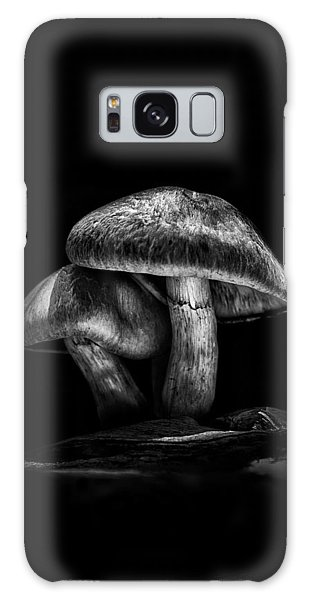 Toadstools On A Toronto Trail No 2 Galaxy Case