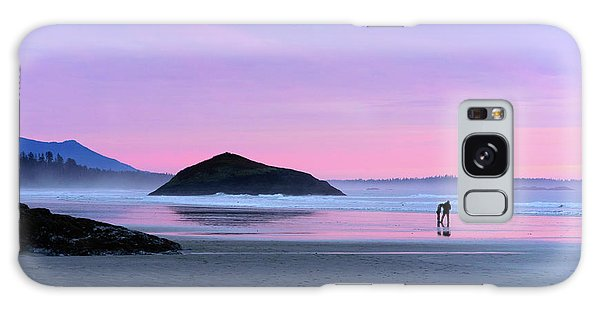 Tofino Sunset Galaxy Case