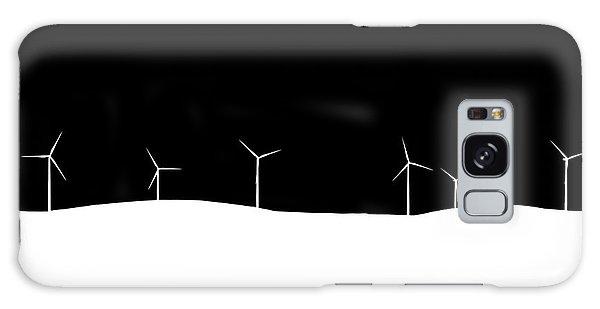 Wind Power Galaxy Case - Together by Az Jackson