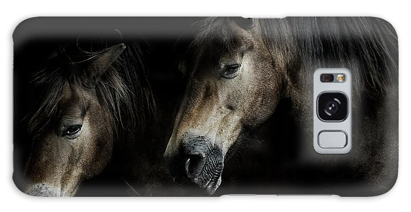 Equine Galaxy Case - Together We Stand  by Paul Neville