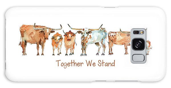 Together We Stand Lh013 Galaxy Case