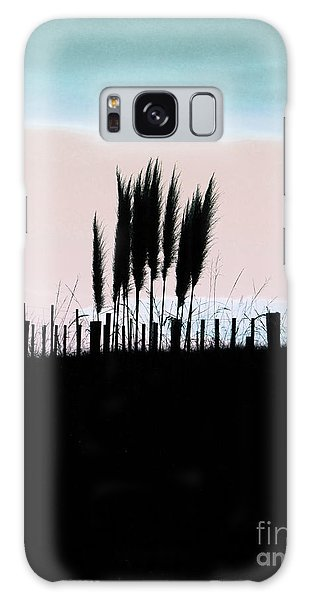 Toitoi Sunset Galaxy Case by Karen Lewis