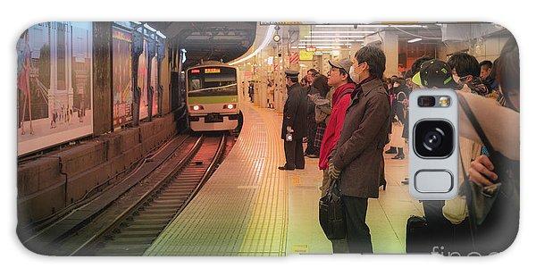 Tokyo Metro, Japan Galaxy Case