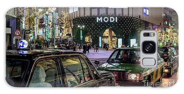 Tokyo Taxis, Japan Galaxy Case