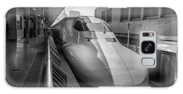 Tokyo To Kyoto Bullet Train, Japan 3 Galaxy Case