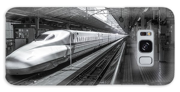 Tokyo To Kyoto, Bullet Train, Japan Galaxy Case