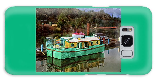Galaxy Case featuring the photograph Toledo Showboat by Thom Zehrfeld