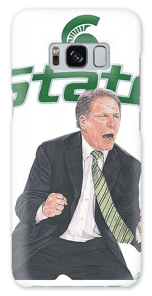 Tom Izzo Galaxy Case