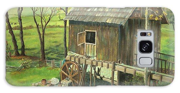 Tom Lott's Mill In Georgia Galaxy Case