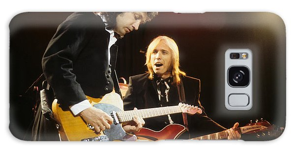 Tom Petty And Mike Campbell Galaxy Case
