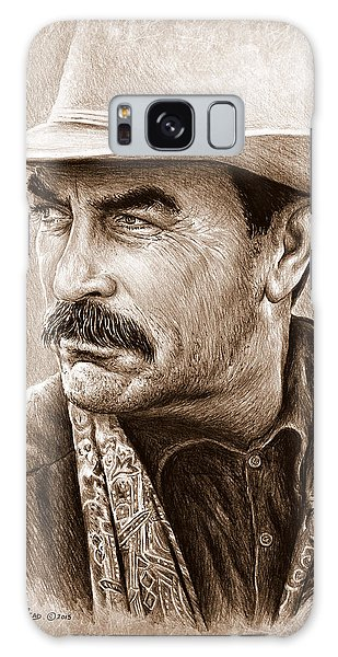 Tom Selleck The Western Collection Galaxy Case
