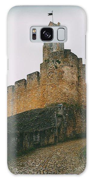 Tomar Castle, Portugal Galaxy Case