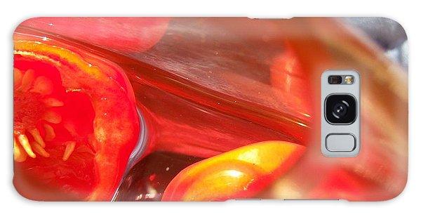 Tomatoe Red Galaxy Case