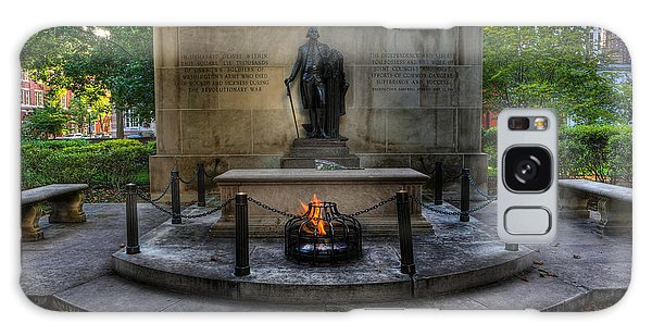 Tomb Of The Unknown Revolutionary War Soldier - George Washington  Galaxy Case