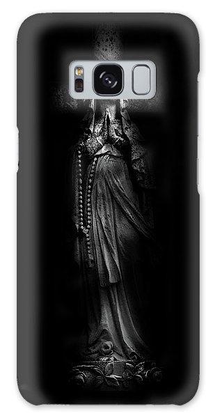 Tombstone Shadow No 16 Galaxy Case