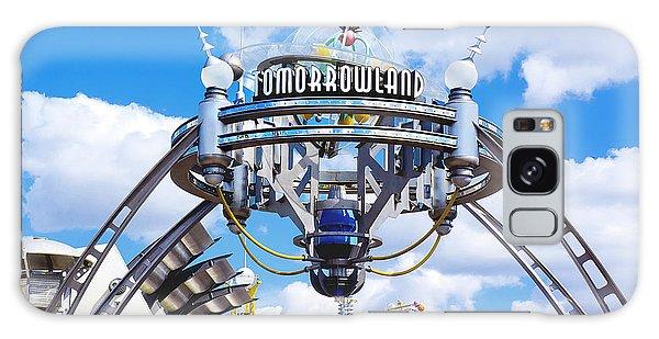 Tomorrowland Galaxy Case by Greg Fortier