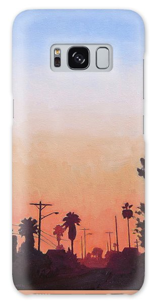 Tonal Hollywood Galaxy Case by Andrew Danielsen