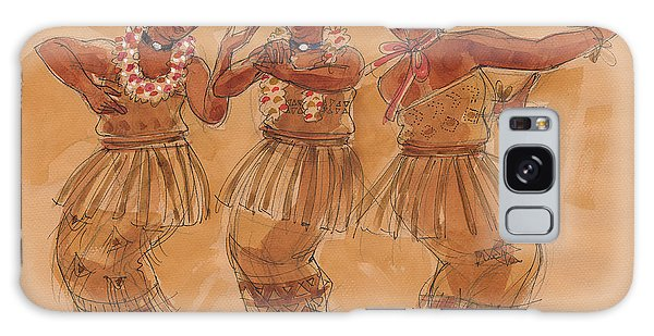 Tonga Dance From Niuafo'ou Galaxy Case