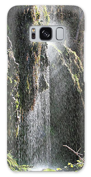 Tonto Waterfall Splash Galaxy Case