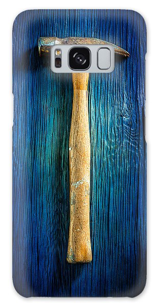 Framing Galaxy Case - Tools On Wood 49 by YoPedro