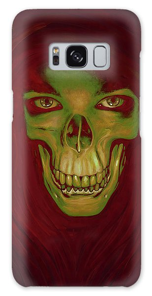 Toothy Grin Galaxy Case