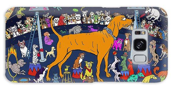 Top Dog Galaxy Case