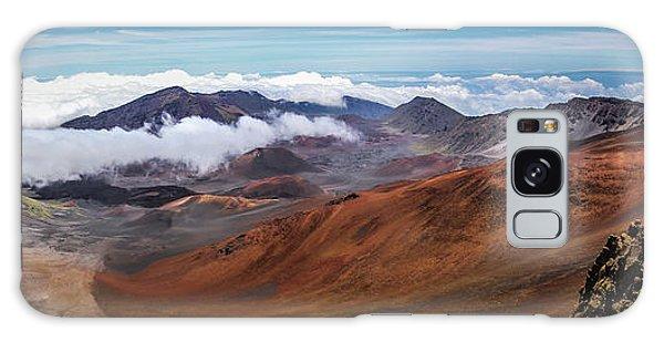 Top Of Haleakala Crater Galaxy Case