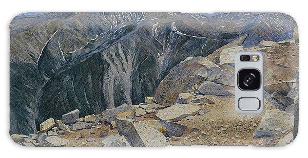 Top Of Mt. Princeton Galaxy Case