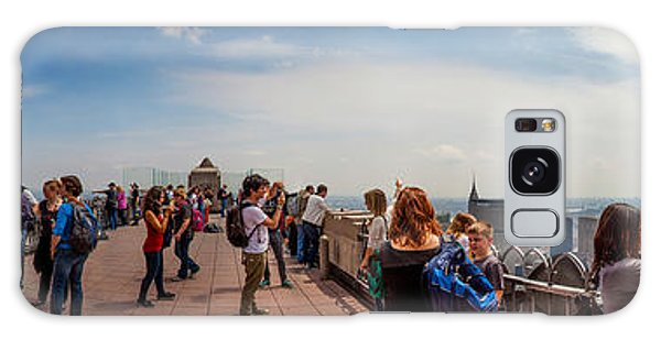 State Park Galaxy Case - Top Of The Rock Experience by Az Jackson