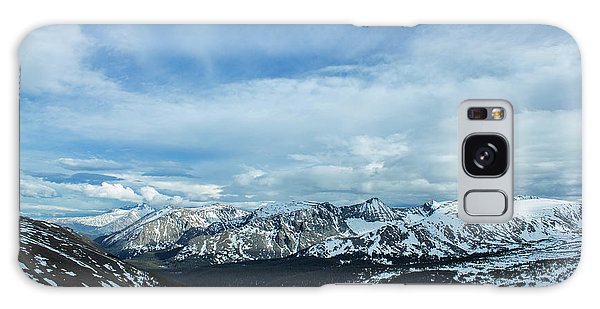 Top Of The Rockies Galaxy Case