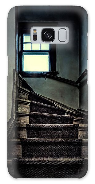 Ominous Galaxy Case - Top Of The Stairs by Scott Norris