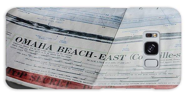 Top Secret - Omaha Beach Galaxy Case