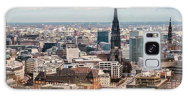 Top View Of Hamburg Galaxy Case
