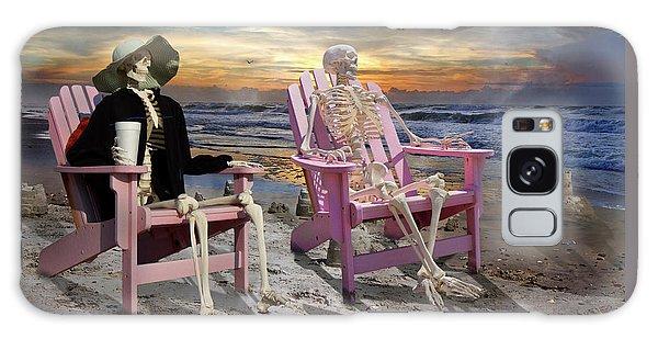 Adirondack Chair Galaxy Case - Topsail Tales by Betsy Knapp