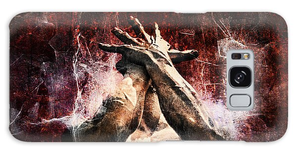Torment Galaxy Case by Andrew Paranavitana