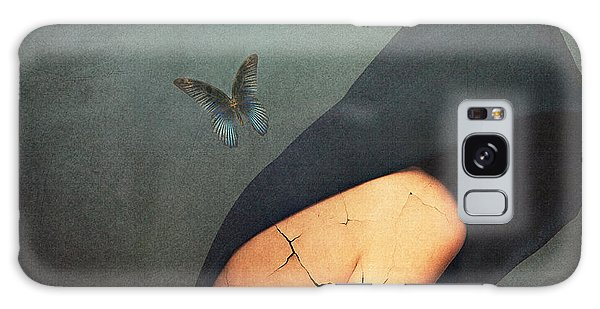 Woman Galaxy Case - Torment by Jacky Gerritsen