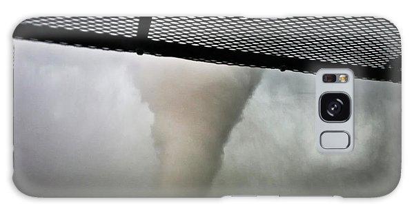 Tornado Near Yorkton Sk. Galaxy Case by Ryan Crouse