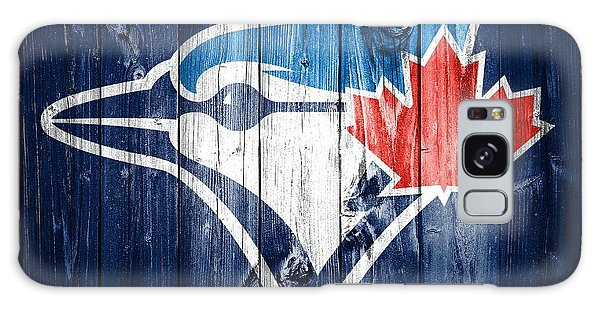 Toronto Blue Jays Barn Door Galaxy Case