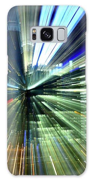 Toronto Light Zoom Galaxy Case