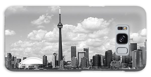Toronto Skyline 11 Galaxy Case