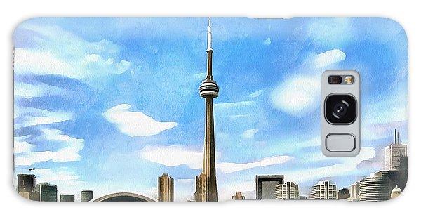 Toronto Waterfront - Canada Galaxy Case
