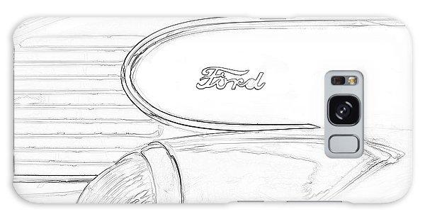 Torpedo Ford Galaxy Case